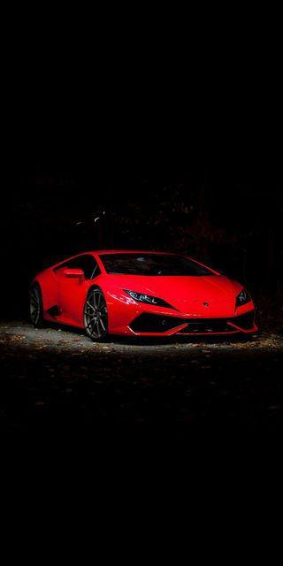 Обои на телефон хуракан, темные, суперкары, роскошные, ночь, ламборгини, красые, автомобили, luxury, lamborghini