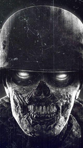 Обои на телефон экшен, ужасы, игра, зомби, армия, zombie army trilogy