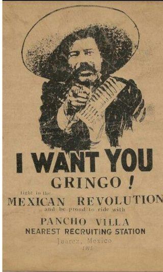 Обои на телефон история, мексика, revolution, pancho villa