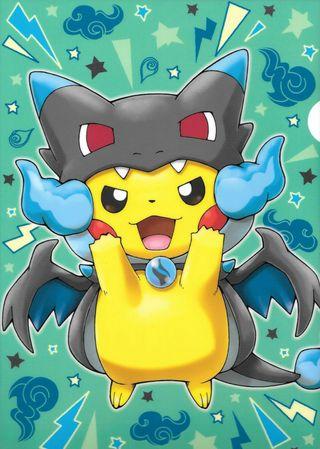 Обои на телефон чаризард, каваи, покемоны, пикачу, милые, костюм, игры, pikachu charizard