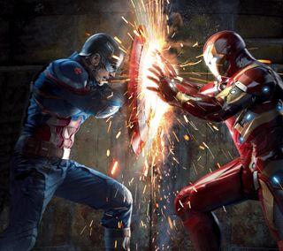 Обои на телефон супергерои, рисунки, мультфильмы, марвел, комиксы, гражданская, голливуд, война, marvel, dc, civil war hd