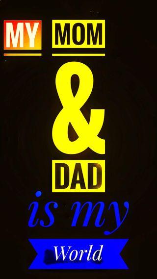 Обои на телефон семья, отец, мама, любовь, mom dad, love