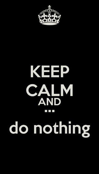 Обои на телефон спокойствие, keep calm