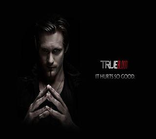 Обои на телефон вампиры, фильмы, правда, повредить, крутые, кровь, true blood