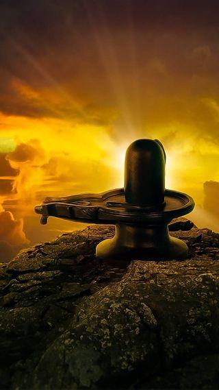 Обои на телефон ом, шива, океан, маяк, вода, бог, storms, omnamahshivay, lighthouses