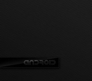 Обои на телефон карбон, стекло, андроид, android carb glass