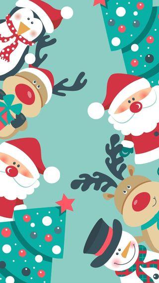 Обои на телефон тема, сверкающие, рождество, navidad k