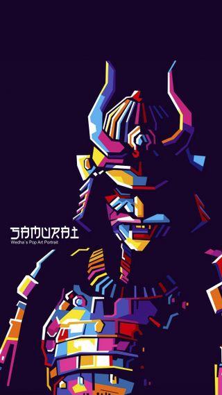Обои на телефон самурай, японские, рисунки, развлечения, дизайн, last samurai, 6s