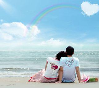 Обои на телефон романтика, пара, любовь, love