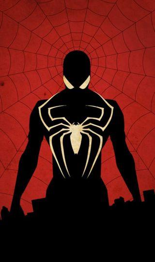 Обои на телефон человек паук, комиксы, герой, супер
