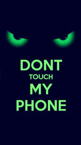 Обои на телефон трогать, не, блокировка, lock screem