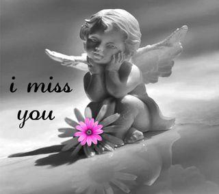 Обои на телефон скучать, ты, любовь, ангел, love angel, i miss you love