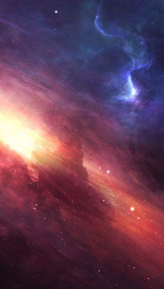 Обои на телефон солнечный, темные, система, пейзаж, космос, вселенная, абстрактные, solar five