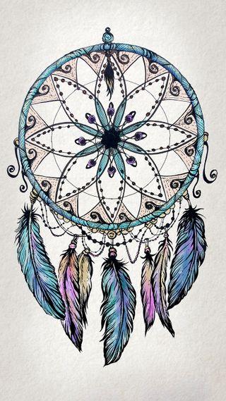 Обои на телефон art, dreamcatcher design, крутые, дизайн, арт, тату, хипстер, чернила, панк, ловец снов, татуировки