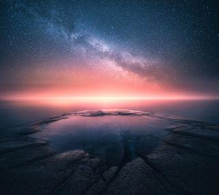Обои на телефон нокиа, природа, небо, каньон, закат, горы, великий, nokia 8