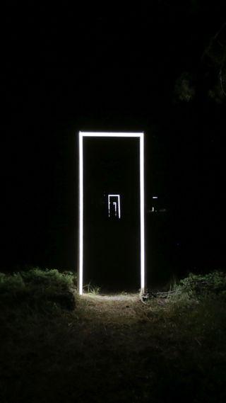 Обои на телефон темные, страшные, странные, путь, dark path
