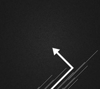 Обои на телефон стрела, приятные, новый, абстрактные, arrow abstract