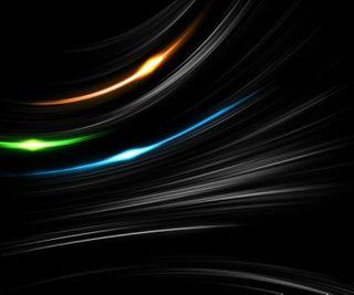 Обои на телефон тьма, темные, зеленые, абстрактные, abstract darkness