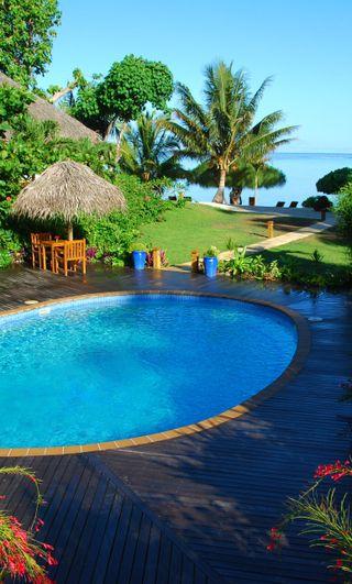 Обои на телефон релакс, тропические, роскошные, праздник, отпуск, курорт, pool, luxury