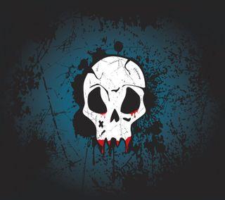 Обои на телефон дьявол, черные, череп, ужасы, темные, страшные, скелет, приятные, крутые, зло