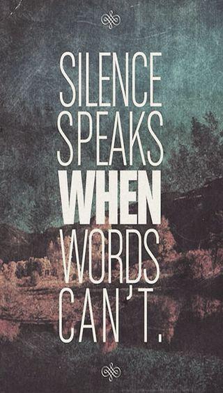 Обои на телефон тишина, цитата, слова, мудрость, любовь, жизнь, высказывания, винтаж, silence speaks, pale, love