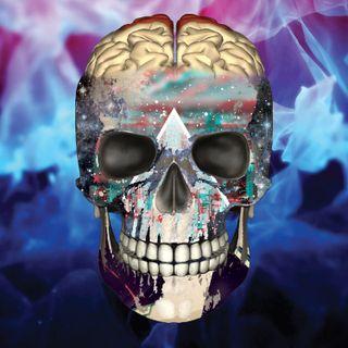 Обои на телефон доктор, череп, хэллоуин, мозг, магия, лучшие, кровь, конфеты, абстрактные, magic skull brain, 2018