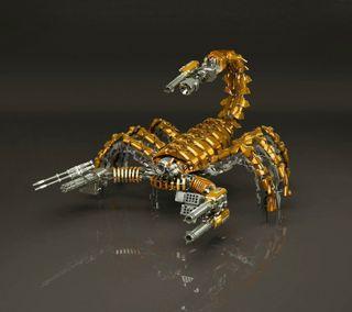 Обои на телефон скорпион, трансформеры, роботы, scorpions, robotic scorpion, cyborgs