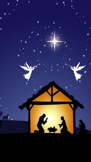 Обои на телефон семья, святой, рождество, религия, holy family