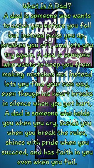 Обои на телефон отец, фиолетовые, счастливые, синие, поэма, любовь, крест, зеленые, день, what is a dad, love, happy, fathers