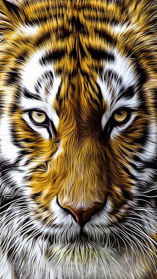 Обои на телефон учиться, работа, тигр, портрет, перо, лев, король, картина, животные, желтые, дым, галатасарай, oil painting work, oil painting, king of forests, TIGER, HI, GALATASARAY, 9tıger