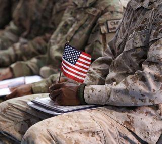 Обои на телефон прайд, сша, солдаты, морские пехотинцы, военные, американские, америка, usa, troops, american pride 9
