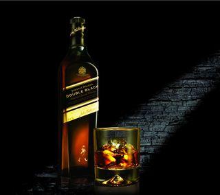 Обои на телефон напиток, стекло, виски, бутылка, алкоголь, whiskey bottle, scotch, liquor