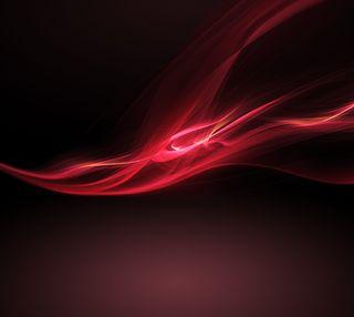 Обои на телефон красые, абстрактные, xperia z red, xperia