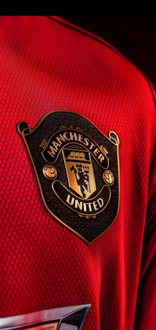 Обои на телефон юнайтед, щит, дьявол, черные, футбольные, футбол, манчестер, красые, команда, золотые, united shield