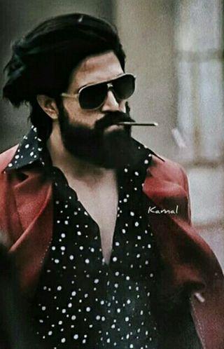 Обои на телефон сигара, рокки, крутые, борода, sandalwood, rocky since 1951, rocky kgf, rocky bhai, kgf 2