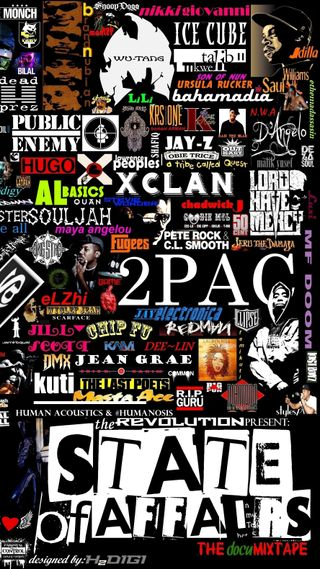 Обои на телефон хип хоп, рэп, коллаж, группы, артист, амолед, qhd, chart toppers, amoled, 90е, 90s rap