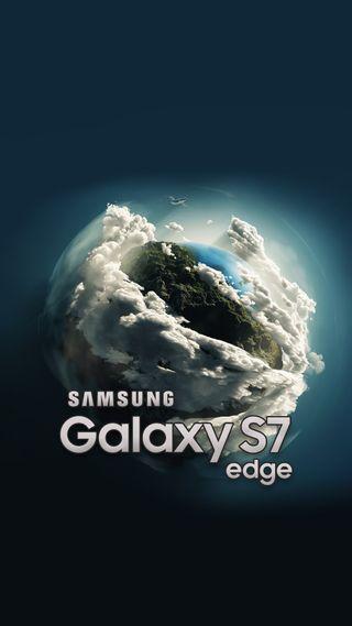Обои на телефон самсунг, мир, грани, samsung, s7 edge world, s7 edge