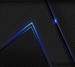 Обои на телефон карбон, текстуры, синие, лазер, волокно, абстрактные, carbon abstract