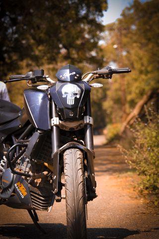 Обои на телефон мотоциклы, ктм, байк, motor, ktm duke200, duke