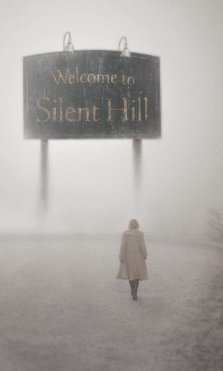 Обои на телефон холм, фантазия, ужасы, туман, тихий, прогулка, зло, дорога, арт, silent hill, art