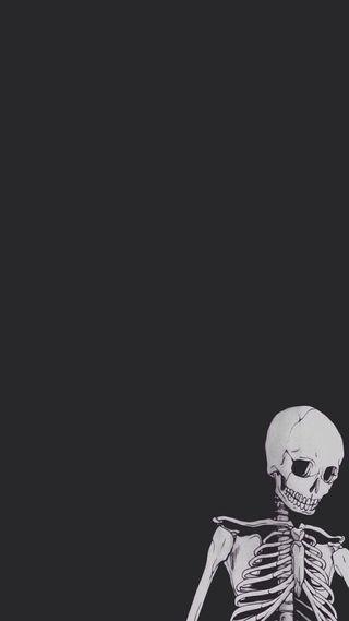 Обои на телефон скелет, темные, одиночество, одинокий, новый, любовь, жизнь, боль, love