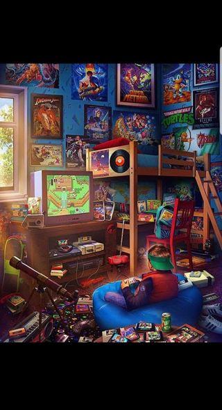 Обои на телефон ретро, классика, видео игры, 90е