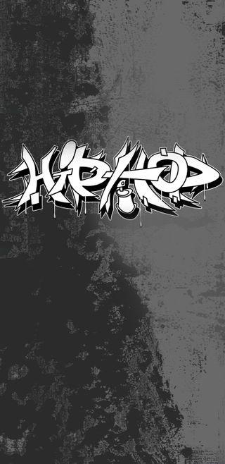 Обои на телефон хоп, хип, серые, рэп, мотивация, граффити, городские, 4k