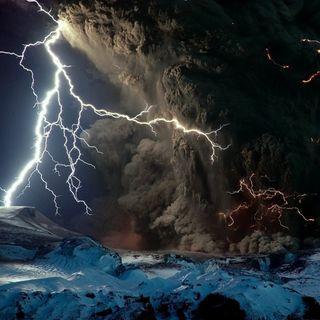 Обои на телефон дым, черные, природа, вулкан, black smoke, ash phenomen nature
