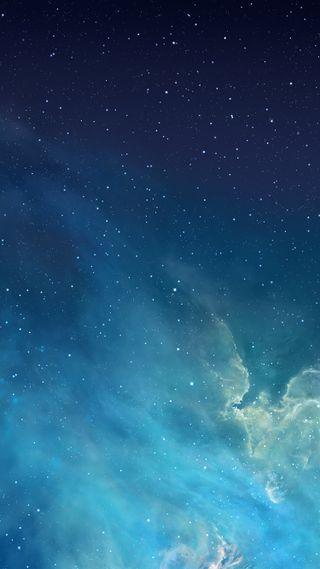 Обои на телефон эпл, космос, небо, звезда, ios, apple