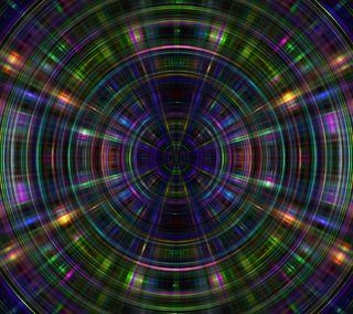 Обои на телефон спираль, круги, абстрактные