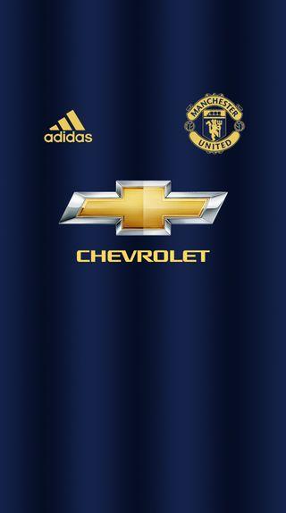 Обои на телефон юнайтед, синие, манчестер, лига, красые, комплект, third kit, red devils, manchester united 3