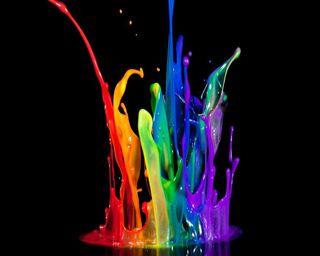 Обои на телефон крутые, цветные, цвета