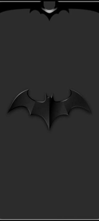 Обои на телефон выемка, бэтмен