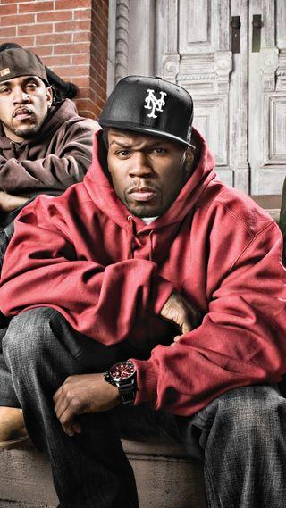 Обои на телефон хоп, хип, рэп, hip-hop, 50 cent
